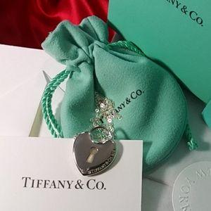 Tiffany & Co. Locket Heart